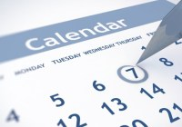 Events & Dates Calendar