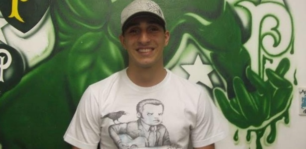 Torcedor do Palmeiras André Alves, 21, levou tiro na cabeça e morreu horas depois