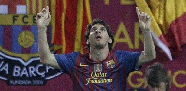 Estudo mostra que o argentino Lionel Messi foi o jogador que mais apareceu na mídia