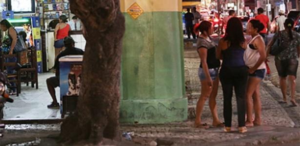 Prostitutas tiveram rendimento abaixo do esperado nos primeiros dias de Copa em Fortaleza