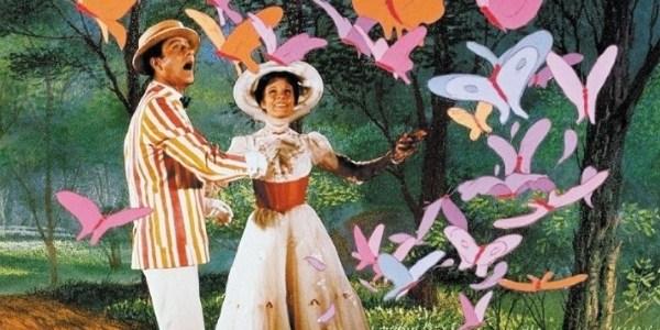 Disney e Rob Marshall estão produzindo novo filme sobre Mary Poppins