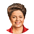 Foto candidato Dilma