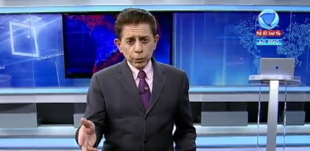 "Herodoto Barbeiro no ""Jornal da Record News"""