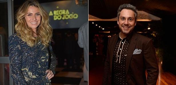 """Giovanna Antonelli e Alexandre Nero serão Atena e Romero em """"A Regra do Jogo"""""""