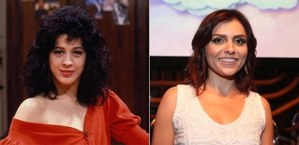 """Globo procura nova atriz para viver Tancinha (Claudia Raia) no remake de """"Sassaricando"""". Monica Iozzi fará papel dramático"""