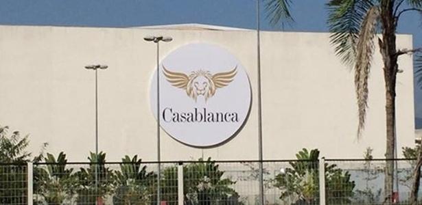 Os antigos estúdios da Record - Rio agoram estão nas mãos da Casablanca