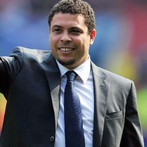 Ronaldo é comentarista da Globo