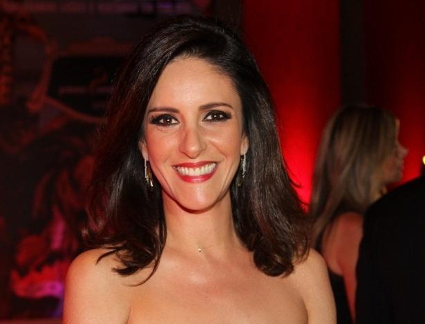 """A jornalista Monalisa Perrone, que apresentará o """"Hora 1"""", na Globo"""