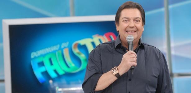 """Fausto Silva no """"Domingão do Faustão"""""""