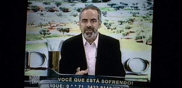 Honorilton Gonçalves apresenta programa