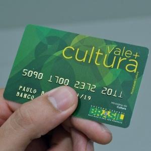 O cartão vale-cultura