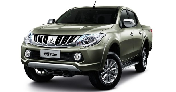 Nova L200 Triton 2016 verde