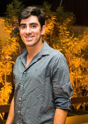 O humorista Marcelo Adnet, na Globo