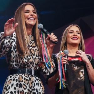 """Claudia Leitte e Ivete Sangalo não irão trocar de lugar no """"The Voice"""" da Globo"""