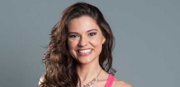 A atriz Gabriela Durlo