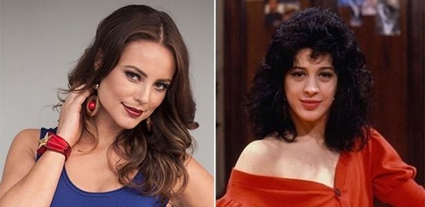 """Paolla Oliveira será Tancinha, papel de Claudia Raia em """"Sassaricando"""""""
