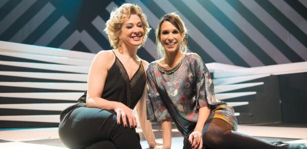 """Claudia Raia participa de """"Calada da Noite"""", com Sarah Oliveira"""