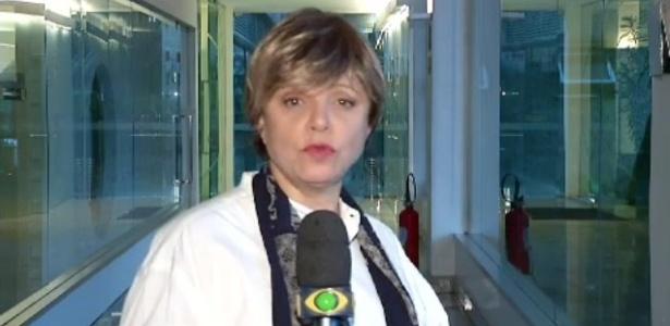 Eleonora Paschoal em reportagem da Band