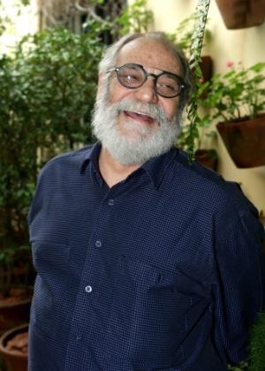 O dramaturgo Walther Negrão