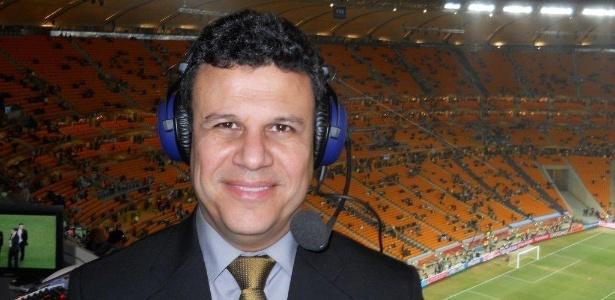 O narrador Téo José vai estreiar program de entrevistas na Bandsports