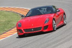 Ferrari- 599 -GTO- Cristiano Ronaldo-CR7-FuteRock