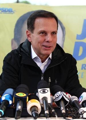João Doria vai sair limpando as ruas de São Paulo