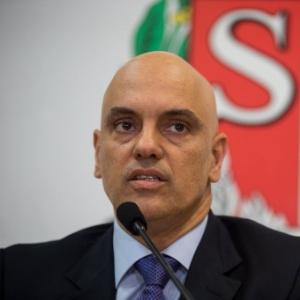 Alexandre de Moraes, secretário da Segurança Pública