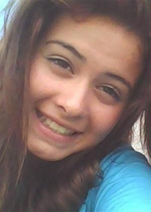 Tayná Adriane da Silva, 14, encontrada morta em Colombo, na região metropolitana de Curitiba