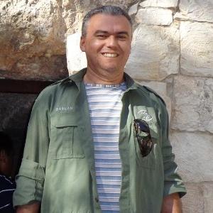 Darlan Menezes Abrantes, ex-soldado da PM que é a favor da desmilitarização da corporação