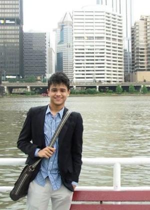 André Melo largou o curso de direito na Federal do Acre para estudar em Yale