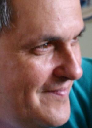 Vanderlei Corradini Lima, 53, é portador da esclerose lateral amiotrófica (ELA)