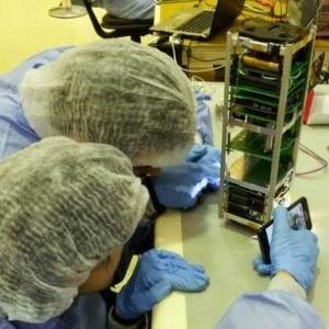 O satélite de pequeno porte Serpens (Sistema Espacial para Realização de Pesquisa e Experimentos com Nanossatélites) será lançado da Estação Espacial Internacional (ISS) em outubro