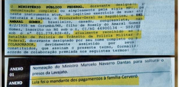 reproducao da delacao premiada do senador delcidio amaral em que cita lula e dilma 1457012952002 615x300 - Delcídio acerta acordo de delação premiada na Lava Jato e cita Lula e Dilma