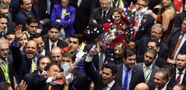"""Opinião: """"Espera-se que a votação do impeachment no Senado seja mais refinada"""" - Marcelo Camargo/Agência Brasil"""