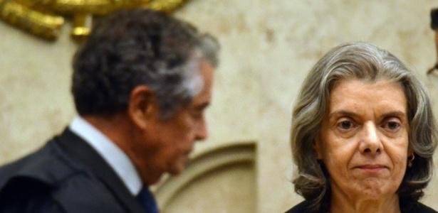 Cármen Lúcia: dar as costas a um oficial de justiça é dar as costas ao Judiciário - Renato Costa/Estadão Conteúdo