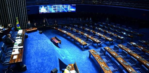 Para juristas, Senado ficou sem comando - Wilson Dias/Agência Brasil