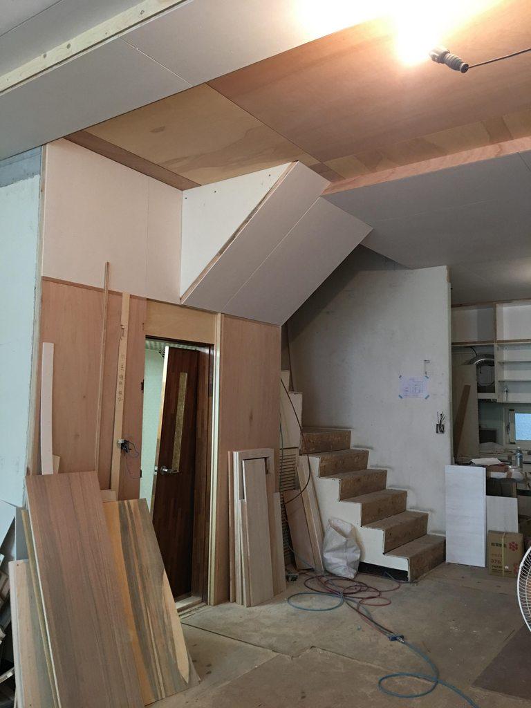 #更 25年舊屋翻新大改造---客廳廚房篇 - 居家生活板   Dcard