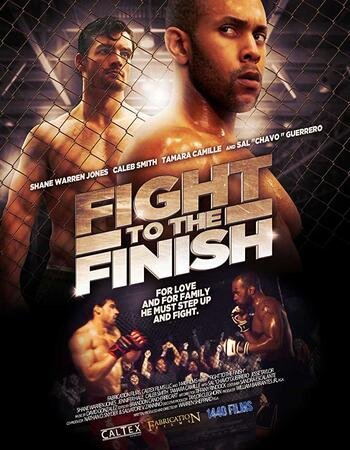 Fight To The Finish (2016) Hindi Dubbed 720p WEB-DL 700MB ESubs Movie Download