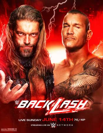 WWE Backlash (2020) PPV 720p 480p WEBRip Full Show Download