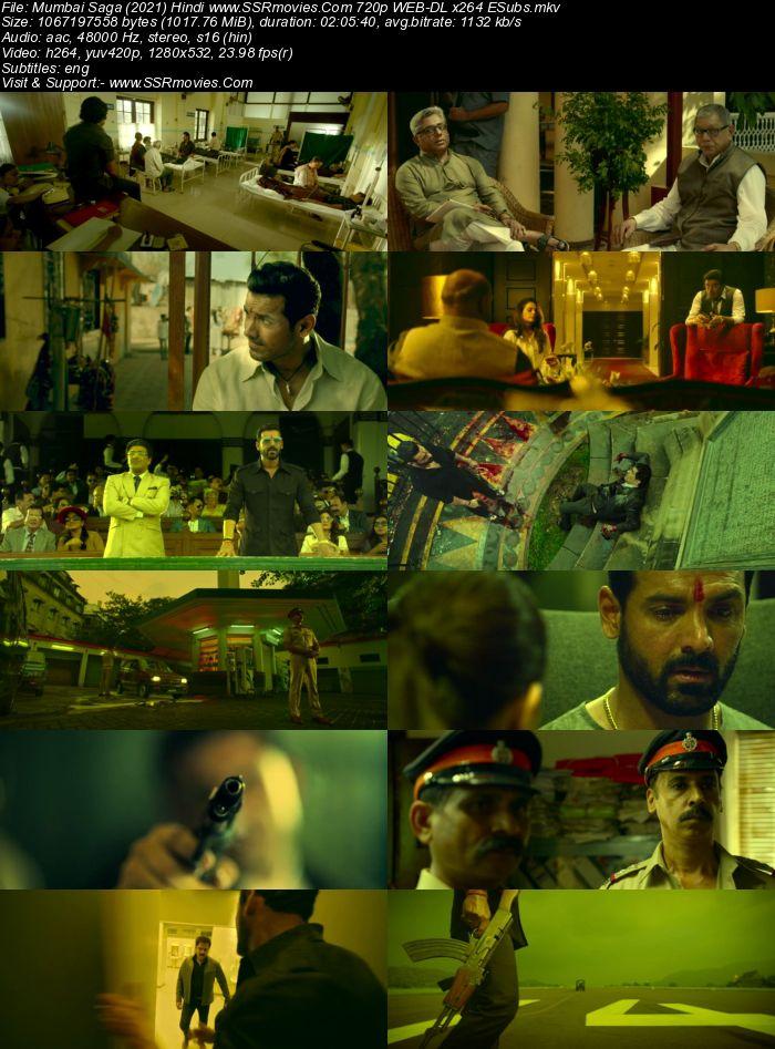 Mumbai Saga (2021) Hindi 1080p WEB-DL x264 1.9GB ESubs Full Movie Download