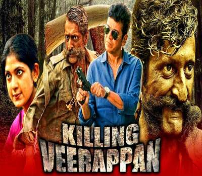 Killing Veerappan (2021) Hindi Dubbed 720p HDRip x264 1GB Full Movie Download
