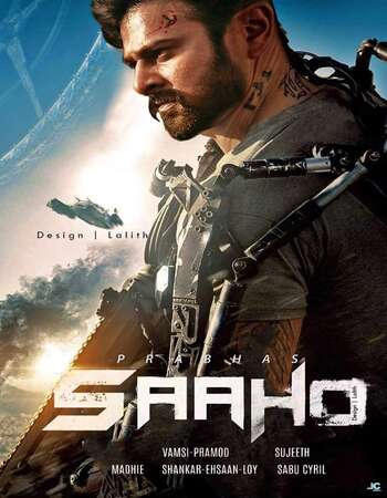 Saaho (2019) Hindi 720p WEB-DL x264 1.3GB Full Movie Download