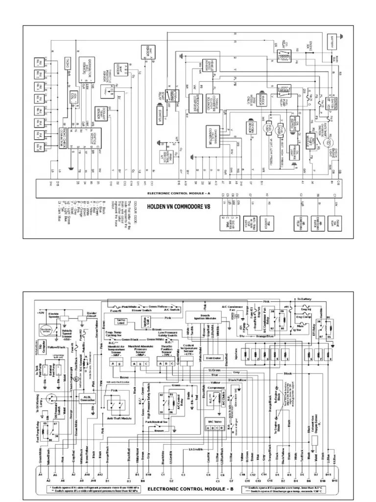 vn v8 wiring diagram wiring diagram mega