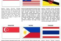 Gambar Bendera Negara Di Dunia Beserta Nama Negaranya