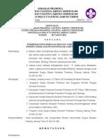 Contoh Surat Permohonan Dan Partisipasi Pramuka
