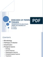 current dental implant systms new diseases of periradicular tissues