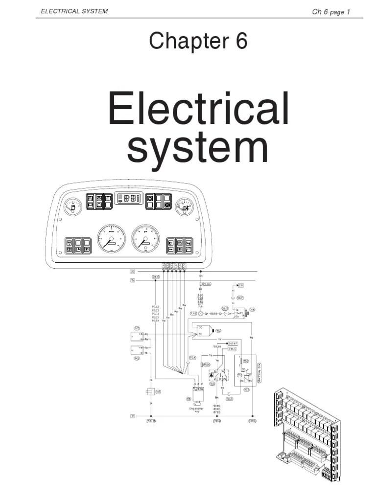 Scania exhaust brake wiring diagram wiring diagram