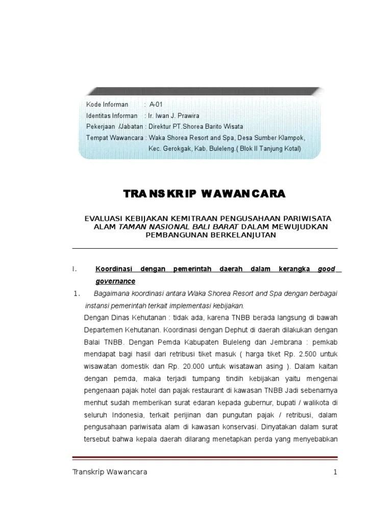 Transkrip Wawancara Skripsi : transkrip, wawancara, skripsi, Wawancara, Skripsi, Contoh, Surat