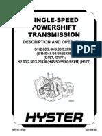 Forklift Parts | Brake | Electrical Connector