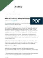 Bionische Regeneration Warnke Ulrich Wenn Ein Mensch Es Geschafft